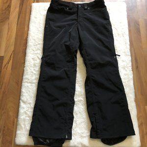 Burton dryride women adjustable waist snow pants M